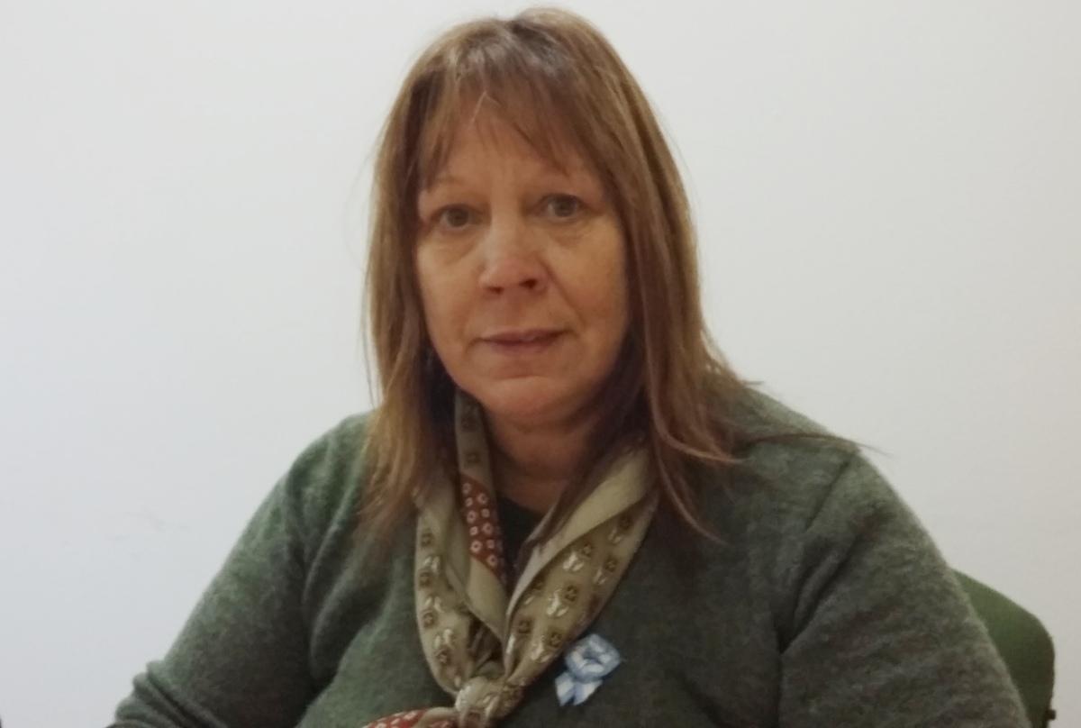 """Liliana Ramos: """"Estamos en una situación económica difícil, pero la gente tiene que entender el aumento del boleto, es lo que hay"""""""