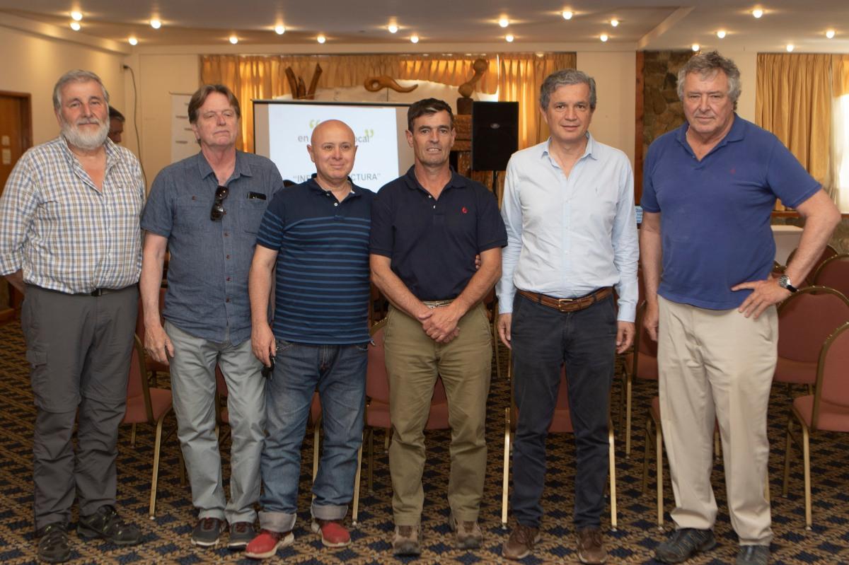 Esteban Bosch participó de un foro regional sobre infraestructura